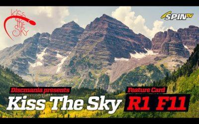 Discmania presents Kiss The Sky 2019 – Round 1, part 1 (McMahon, Rovere, Liebman, Kester)