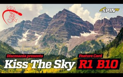 Discmania presents Kiss The Sky 2019 – Round 1, Part 2 (McMahon, Rovere, Liebman, Kester)