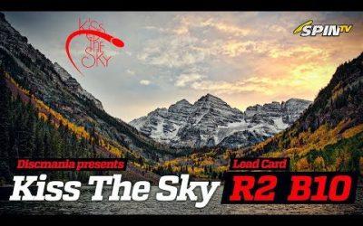Discmania presents Kiss The Sky 2019 – Final Round, Part 2 (McMahon, Rovere, Liebman, Griffin)