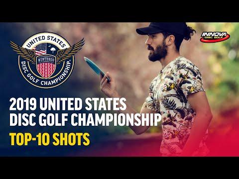 2019 USDGC TOP-10 shots