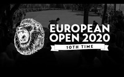 Disc Golf European Open 2020 Promo
