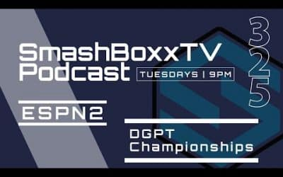 ESPN2 – Disc Golf Pro Tour Championships – SmashBoxxTV Podcast #325