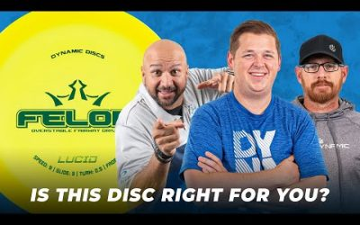Is This Disc Right For You? Dynamic Discs Felon