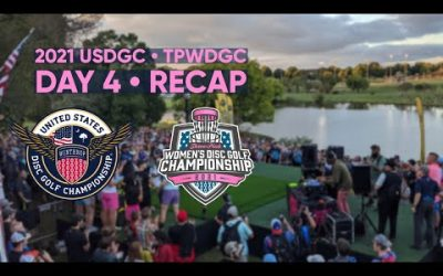 2021 USDGC • TPWDGC • Day 4 • Final Day Recap (Live from Rock Hill area)